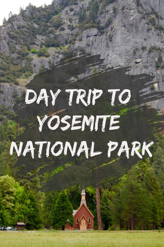 Day Trip to Yosemite National Park