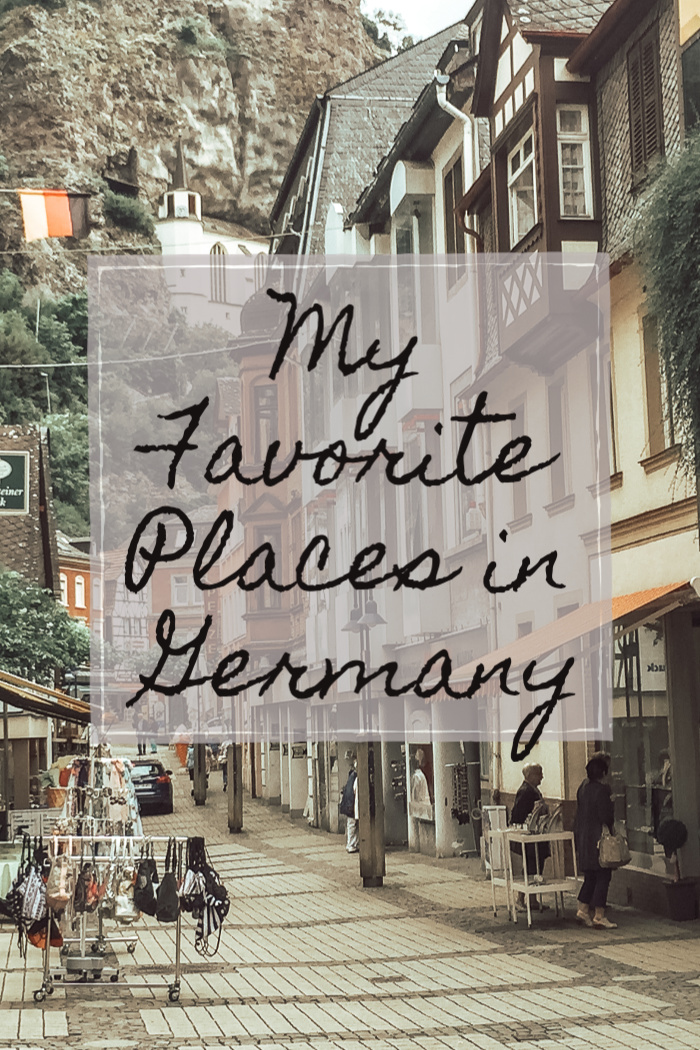 My Favorite Spots in Germany