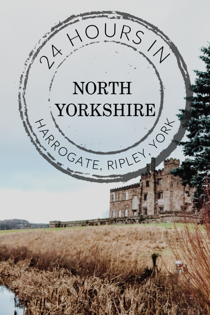 24 Hours in North Yorkshire
